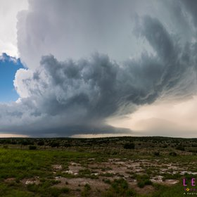 Classic Supercell in Oklahoma