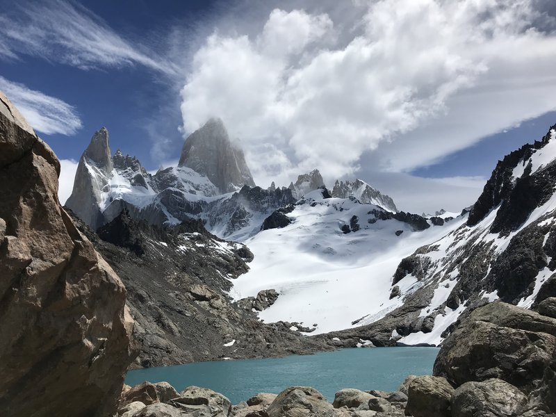 The Changing Landscape of Patagonia