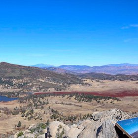 Anthropogenic Drought on Cuyamaca Lake