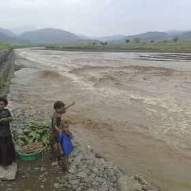 Wadi Flash Flood in Alamata (Ethiopia)
