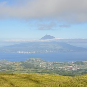Pico island from Fayal