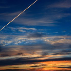 A sentimental path in the skies