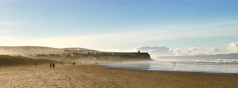 Castlerock dune and beach system, Northern Ireland