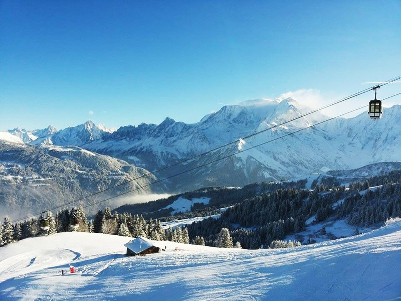 Turism and nature in the western Alps