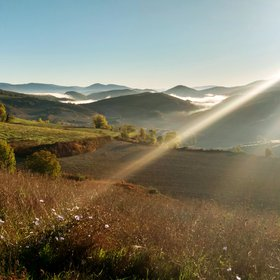 Pyrenees Sunrise, Northern Spain