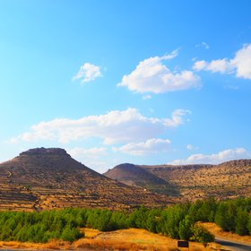 Authentic Mardin  Mountains