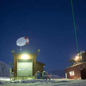 Synergistic investigation of the Polar sky