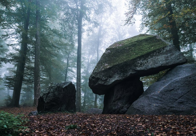 Megalithic structure