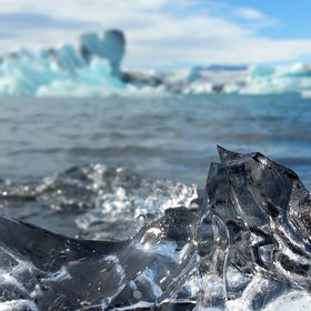 Jökulsárlón: The Shape of Ice