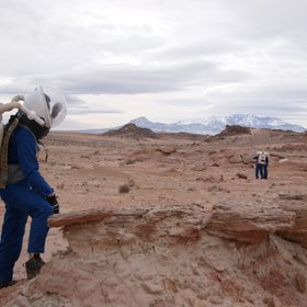 Collecting Samples on Mars