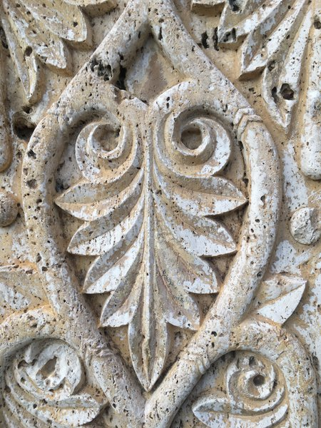 Abbey of Sant'Antimo, Tuscany - detail