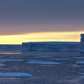 Icebergs, Weddell Sea