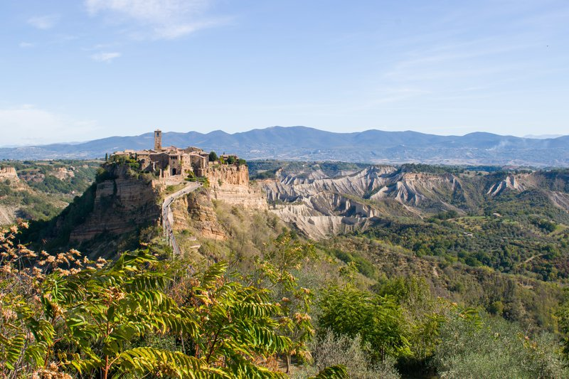 Civita di Bagnoregio - The Dying Town