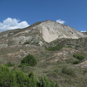 The 1911 seismically-induced Ananevo rockslide in Kyrgyzstan