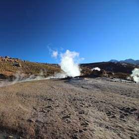 El Tatio Geyser Field, Chile