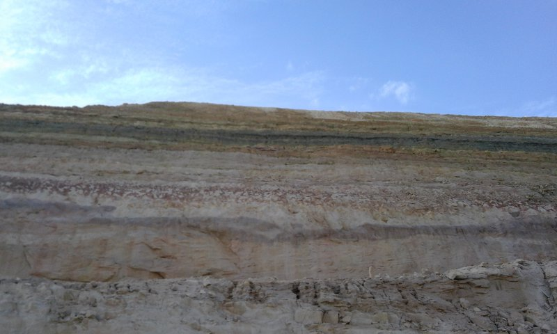 Stratification With Unconformity Surface
