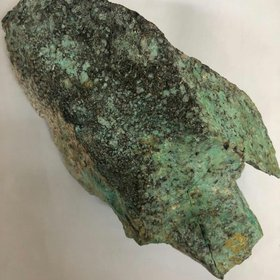 Malachite Hand-Sample