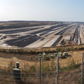 Hambach lignite surface mine