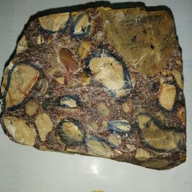 Ortho-Conglomerate (Sedimentary Clastic Rock)