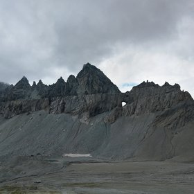 The Glarus Thrust in Tschingelhörner