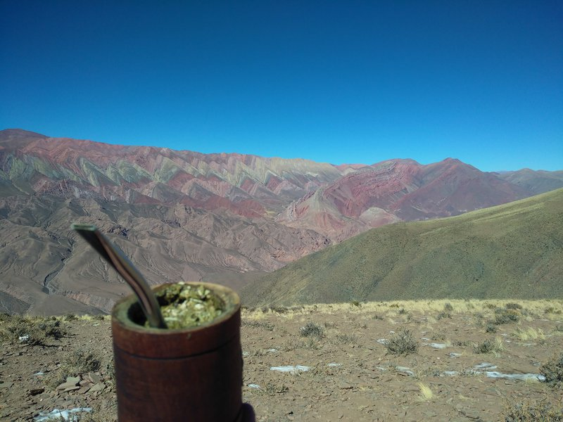 Argentinian Mate and Geology