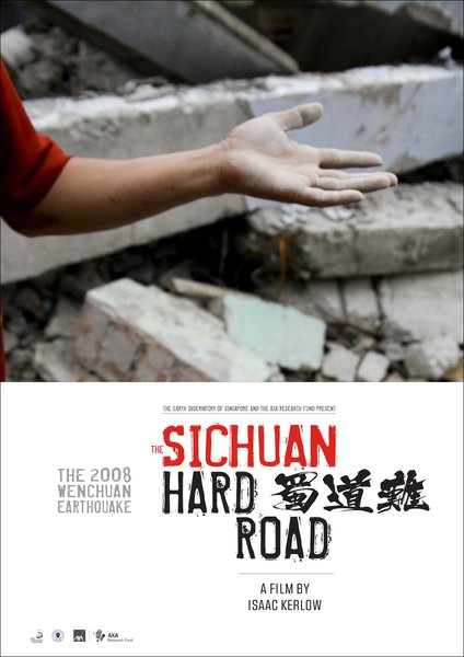 The Sichuan Hard Road Poster