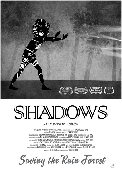 SHADOWS Poster (animated short)