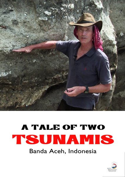 A Tale of Two Tsunamis, Poster