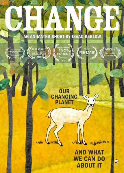 CHANGE Poster (animated short)