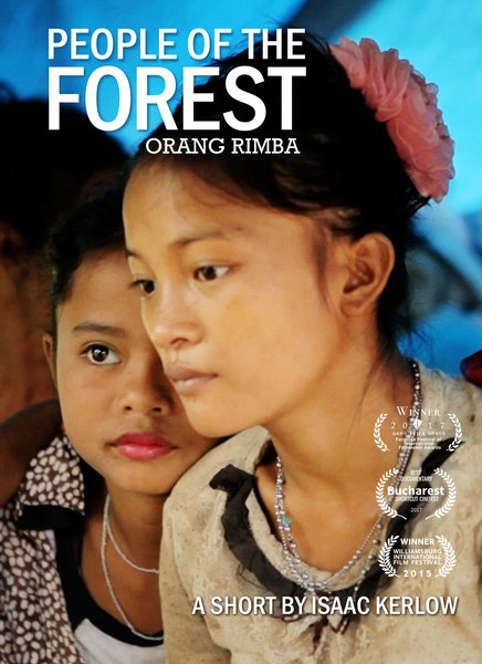People of the Forest - Poster