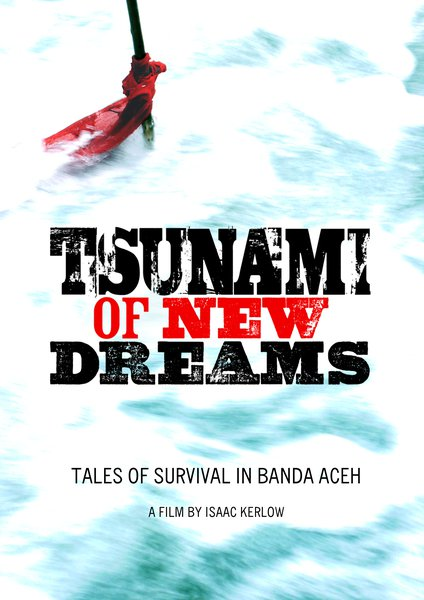 The Tsunami of New Dreams Poster